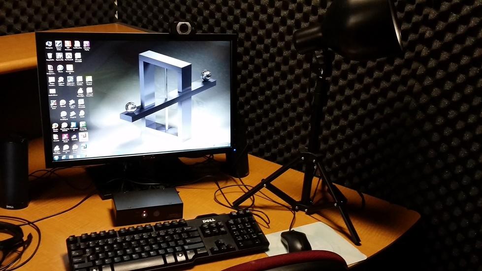 Recording Station Desktop