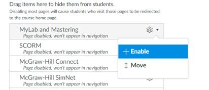 Navigation Add a publisher